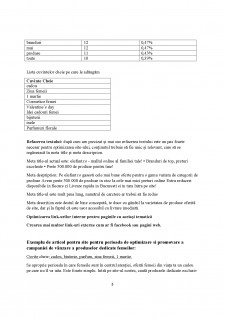 Strategia de promovare online a site-ului www.elefant.ro - Pagina 4