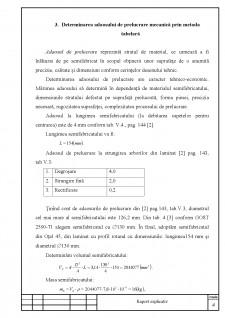 Elaborarea procesului tehnologic pentru prelucrarea mecanica a piesei de tip bucșă - Pagina 5