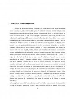 Considerații asupra rolul abuzului copilului în familie în evoluția sa către delincvență - Pagina 5