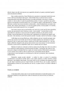 Perspective evulotioniste asupra comportamentului uman - Pagina 5