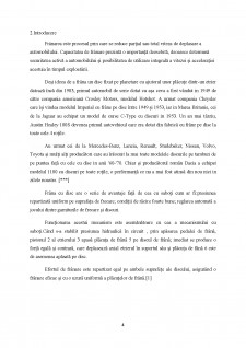 Tehnologia de fabricare și recondiționare a discului de frâna de la autovehiculul Seat Leon 1.9 TDI - Pagina 4