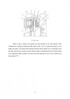 Tehnologia de fabricare și recondiționare a discului de frâna de la autovehiculul Seat Leon 1.9 TDI - Pagina 5