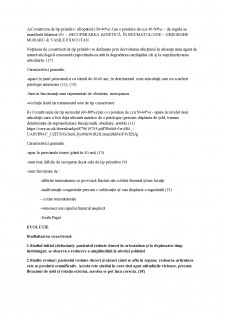 Coxartroza - Pagina 3
