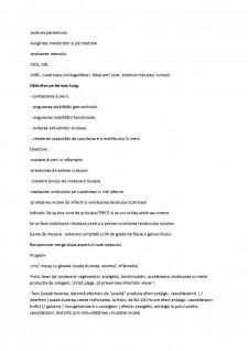 Status post plastie lia - Pagina 2