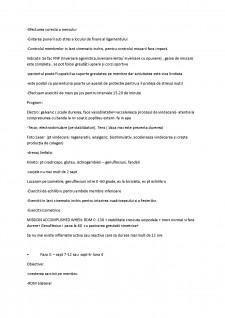 Status post plastie lia - Pagina 4