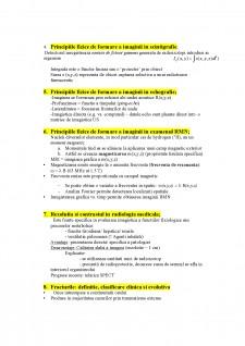 Subiecte examen - Radiologie-imagistica medicala 2020 - Pagina 2