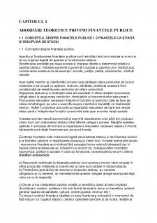 Finanțe - Pagina 1