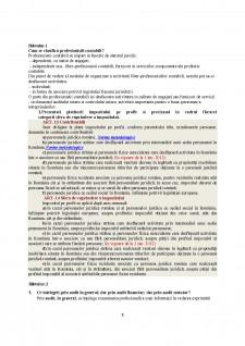 Întrebări examen final CECCAR - Pagina 5