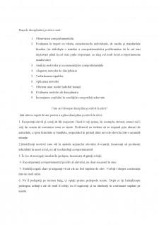 Strategii de disciplinare pozitivă și asertivă în relația profesor-elev - Pagina 3