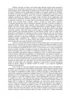 Impactul pandemiei SARS-COV 2 asupra educației și formării profesionale a studenților - Pagina 2