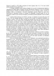 Impactul pandemiei SARS-COV 2 asupra educației și formării profesionale a studenților - Pagina 4