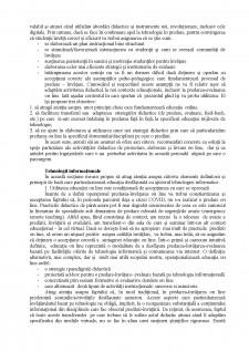 Impactul pandemiei SARS-COV 2 asupra educației și formării profesionale a studenților - Pagina 5