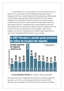 Emigrația românilor în perioada 2005-2020 - Pagina 5