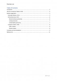 Business organisations - Pagina 2