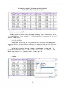 Analiza angajaților unei firme de contabilitate - Pagina 4
