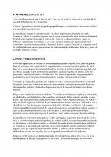 Procesul bugetar în Germania comparativ cu România - Pagina 4
