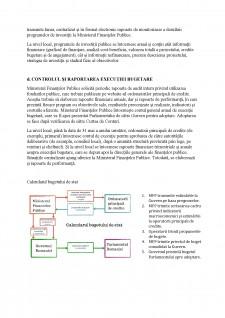 Procesul bugetar în Germania comparativ cu România - Pagina 5