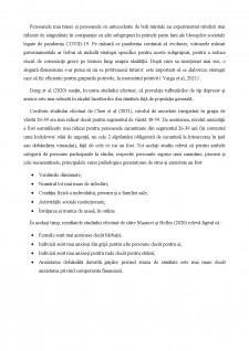 Tulburările de tip anxios în timpul pandemiei de COVID-19 - Pagina 4
