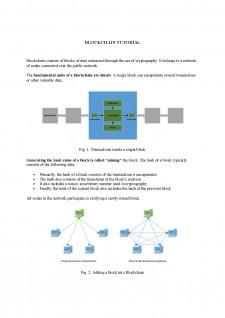 Blockchain tutorial - Pagina 1