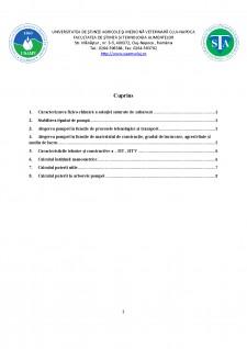 Determinarea caracteristicilor pompelor - Soluție saturată de zaharoză - Pagina 2