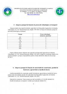 Determinarea caracteristicilor pompelor - Soluție saturată de zaharoză - Pagina 5