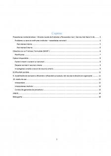 Recrutarea personalului într-o instituție publică - Direcția Locală de Evidență a Persoanelor Iași - Serviciul de Stare Civilă - Pagina 2