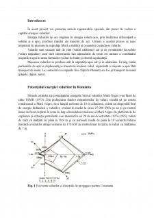 Surse speciale de energie regenerabilă în vederea captării energiei valurilor - Pagina 2