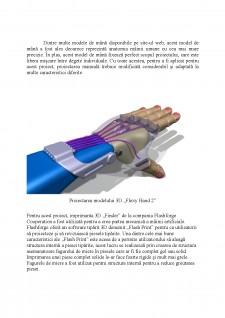 Bionic Dynamic Center - Dezvoltarea unei mâini prostetice mioelectrice la preț redus - Pagina 5