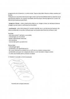 Subiect examen Ingineria sistemelor de programe - Pagina 2