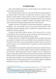 Forma de regim politic a statului Franța - Pagina 3