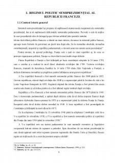 Forma de regim politic a statului Franța - Pagina 4
