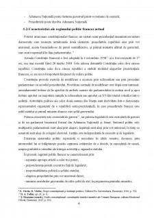 Forma de regim politic a statului Franța - Pagina 5