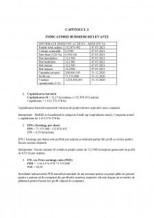 Analiza și evaluarea acțiunii MedLife SA - Pagina 2