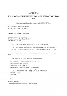 Analiza și evaluarea acțiunii MedLife SA - Pagina 5