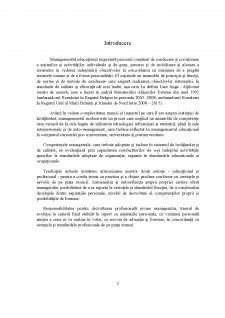 Integrarea web a sistemelor informatice și a bazelor de date în managementul resurselor materiale și umane din educație - Pagina 3