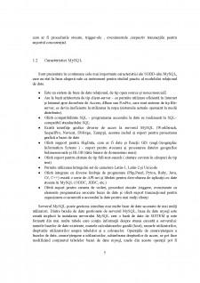 Integrarea web a sistemelor informatice și a bazelor de date în managementul resurselor materiale și umane din educație - Pagina 5
