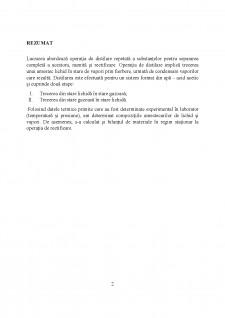Bilanț de materiale în regim staționar la operația de rectificare - Pagina 2