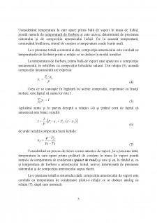 Bilanț de materiale în regim staționar la operația de rectificare - Pagina 5