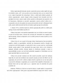 Cultura organizațională - Pagina 3