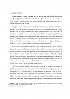 Agențiile Uniunii Europene - Pagina 3