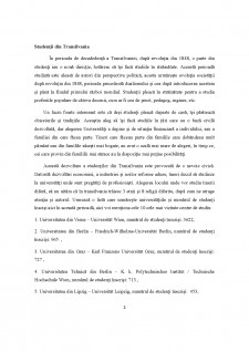 Studenți din Transilvania și Universitățile din străinătate 1849-1919 - Pagina 2