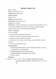 Măsura de doi timpi - Pagina 1
