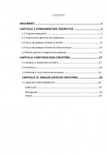 Influența pedepselor asupra școlarului mic - Pagina 2