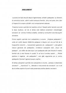 Influența pedepselor asupra școlarului mic - Pagina 3