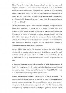 Influența pedepselor asupra școlarului mic - Pagina 5