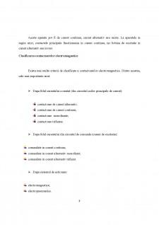Contactor tripolar cu comutație în vid - Pagina 3