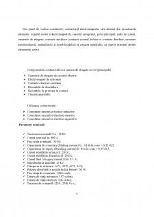 Contactor tripolar cu comutație în vid - Pagina 5