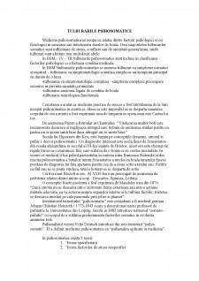 Tulburările psihosomatice - Pagina 2