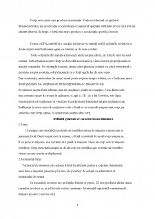 Aspecte generale ale dinamicii și cinematicii - Pagina 4