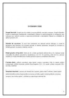 Politici economice europene - Pagina 3